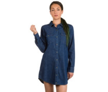 Cham Jam Dress deep water