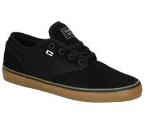 Motley Sneakers schwarz