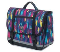 Pencil Satchel Backpack blue