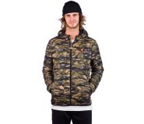 Lombardy Padded Jacket camo