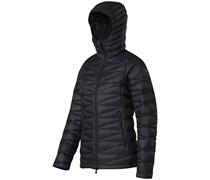 Miva In Hooded Outdoor Fleecejacke schwarz