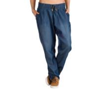 Arsch Inne Buxe Jogging Pants denim blue