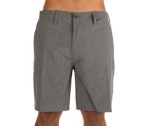 Phantom Boardwalk 18.5'' Shorts heather black