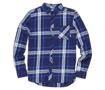 Buffalo Hemd blau