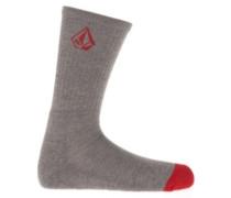 Full Stone Heather Socks heather grey