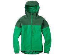 Chill Softshell Jacke grün