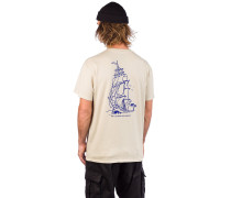 High Seas T-Shirt navy