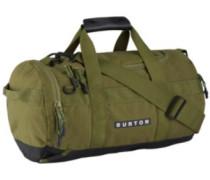 Backhill Duffle 25L Bag olive cotton cordura