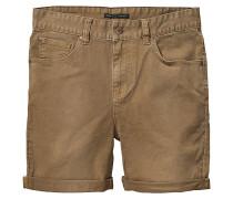 Goodstock Vintage Denim Shorts braun