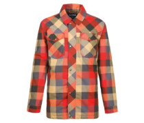 Richmond Flannel Shirt LS big plaid