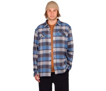 Fjord Flannel Shirt pigeon blue