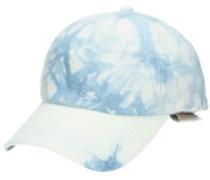 Up In The Air Dad Hat Cap blue tie dye