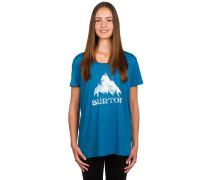 Stamped MTN T-Shirt blau