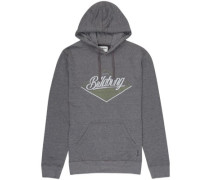 Tstreet Hoodie dark grey heath