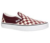 Checkerboard Classic Slip-Ons trwt