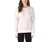 Division Crew Sweater white