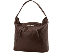 Pinky Swear Tote Bag brown