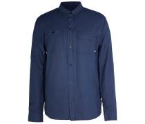 Baker Flannel Hemd blau