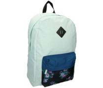 Chrissy Backpack opal blue floral