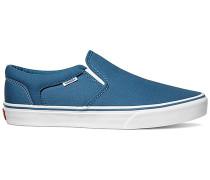 Asher Slippers blau