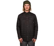 Bryce Insulated Jacke schwarz