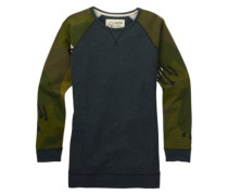 Lima Crew Sweater true black
