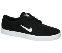 SB Portmore Vapor Skateschuhe schwarz