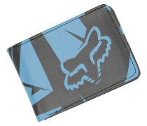 Fracture Badlands Pu Wallet blau