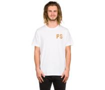 Raked T-Shirt white