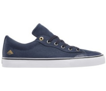 Indicator Low Skate Shoes navy