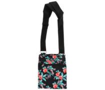Floral Gosslin Bag black