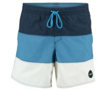 Cross Step Boardshorts deep water blue