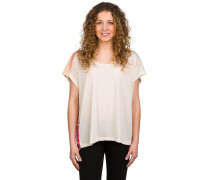 Fashion Dolman Lake Bliss T-Shirt weiß