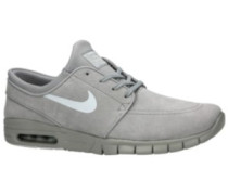 Stefan Janoski Max Leather Sneakers pure platinu