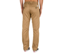 Straight Flex Chino Pants pc sand