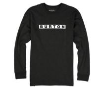 Vault Dri T-Shirt LS true black heather