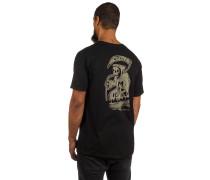 Death Skates T-Shirt schwarz