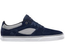 The Hsu Low Vulc Skateschuhe blau