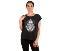 Stay Cosmic Ct T-Shirt schwarz