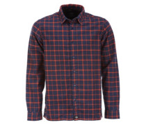 West View Shirt LS blue