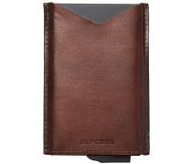 Mechanical Rfid Slim Wallet