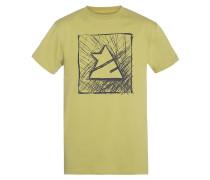Scribbler T-Shirt grün