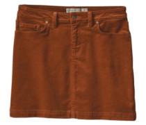 Corduroy Skirt saddle