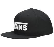 Drop V II Snapback Cap white