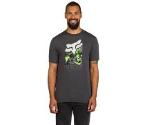 Slasher Fill T-Shirt schwarz