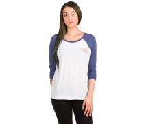 Full Patch Raglan T-Shirt weiß