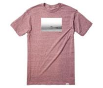 Dorsal T-Shirt burgundy heather