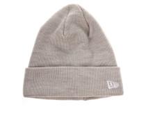 Winter Cuff Knit Beanie grau