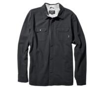 Corporal Cotton Jacket all black