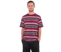 Daze Stripe T-Shirt white